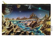 Star Trek - Orbiting Planet Carry-all Pouch
