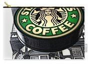 Starbucks Logo Carry-all Pouch