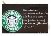Starbucks Mission Carry-all Pouch