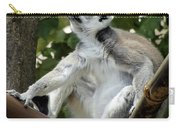 Lemur Stare Carry-all Pouch