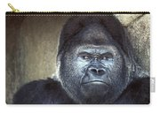 Stare-down - Gorilla Style Carry-all Pouch