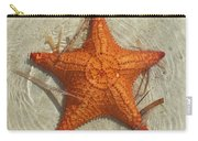 Starfish 1 Of Bottom Harbour Sound Carry-all Pouch