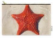 Starfish 4 Of Bottom Harbour Sound Carry-all Pouch