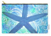 Starfish By Jan Marvin Carry-all Pouch