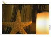 Starfish Candleglow Still Life Carry-all Pouch