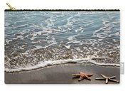 Starfish Catching The Waves Carry-all Pouch