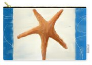 Starfish Galore Carry-all Pouch by Lourry Legarde