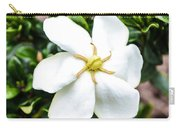 Starfish Gardenia  Carry-all Pouch