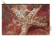 Starfish In Soft Coral Carry-all Pouch