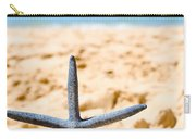 Starfish On Algarve Beach Portugal Carry-all Pouch