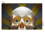 Staring Skull Carry-all Pouch