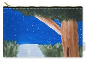 Starlight Fishing Carry-all Pouch by Melissa Dawn