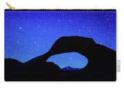 Starry Arch At Mobius Arch, Alabama Carry-all Pouch
