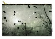 Starry Night Reflections Carry-all Pouch