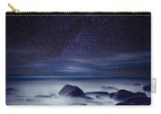 Starry Night Carry-all Pouch by Jorge Maia