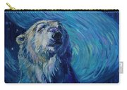 Starry Night Van Gogh Bear Carry-all Pouch