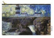Starry Hook Head Lighthouse Carry-all Pouch