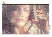 Starry Woman. Day Dreamer Carry-all Pouch