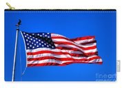 Stars And Stripes Forever Carry-all Pouch