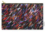 Stars In The Night Sky Abstract 3a Carry-all Pouch