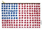 Stars No Stripes Carry-all Pouch
