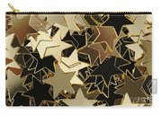 Stars Texture Carry-all Pouch