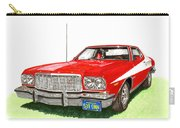 Starsky Hutch 1974 Ford Gran Torino Sport Carry-all Pouch