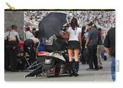 Starting Line At Las Vegas 2008 Speed Way Strip Carry-all Pouch