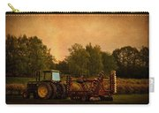 Starting Over - Vintage Country Art Carry-all Pouch