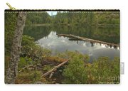 Starvation Lake - British Columbia Carry-all Pouch