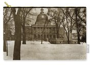 State Building Boston Massachusetts Circa 1900 Carry-all Pouch