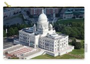State Capitol Buildng Providence Rhode Island Carry-all Pouch