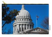 State Capitol In Madison Wi Carry-all Pouch