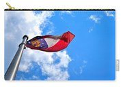 State Flag Of Georgia Carry-all Pouch