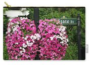 State Street Carry-all Pouch by Caryl J Bohn