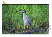 Stately Heron Carry-all Pouch