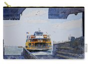 Staten Island Ferry Docking Carry-all Pouch