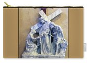 Station Of The Cross 06 Carry-all Pouch