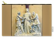 Station Of The Cross 10 Carry-all Pouch