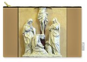 Station Of The Cross 12 Carry-all Pouch