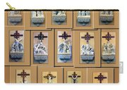 Stations Of The Cross Collage Carry-all Pouch