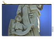 Statue 05 Carry-all Pouch by Thomas Woolworth
