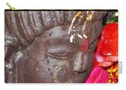 Statue At The Vishwanath Temple - India Carry-all Pouch