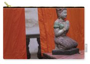 Statue At Wat Phnom Penh Cambodia Carry-all Pouch