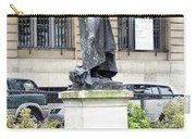 Statue In A Paris Park Carry-all Pouch