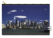 Statue Of Liberty Ferry 2 Carry-all Pouch