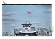 Statue Of Liberty Ferry Carry-all Pouch