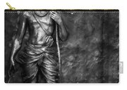 Statue Of Lord Sri Ram Carry-all Pouch