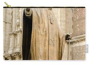 Statue Of Pope John Paul II Carry-all Pouch