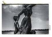 Statue St Clair Mi Carry-all Pouch